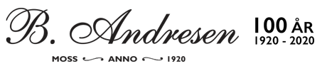 B. Andresen - Spesialforretning innen ur og optikk